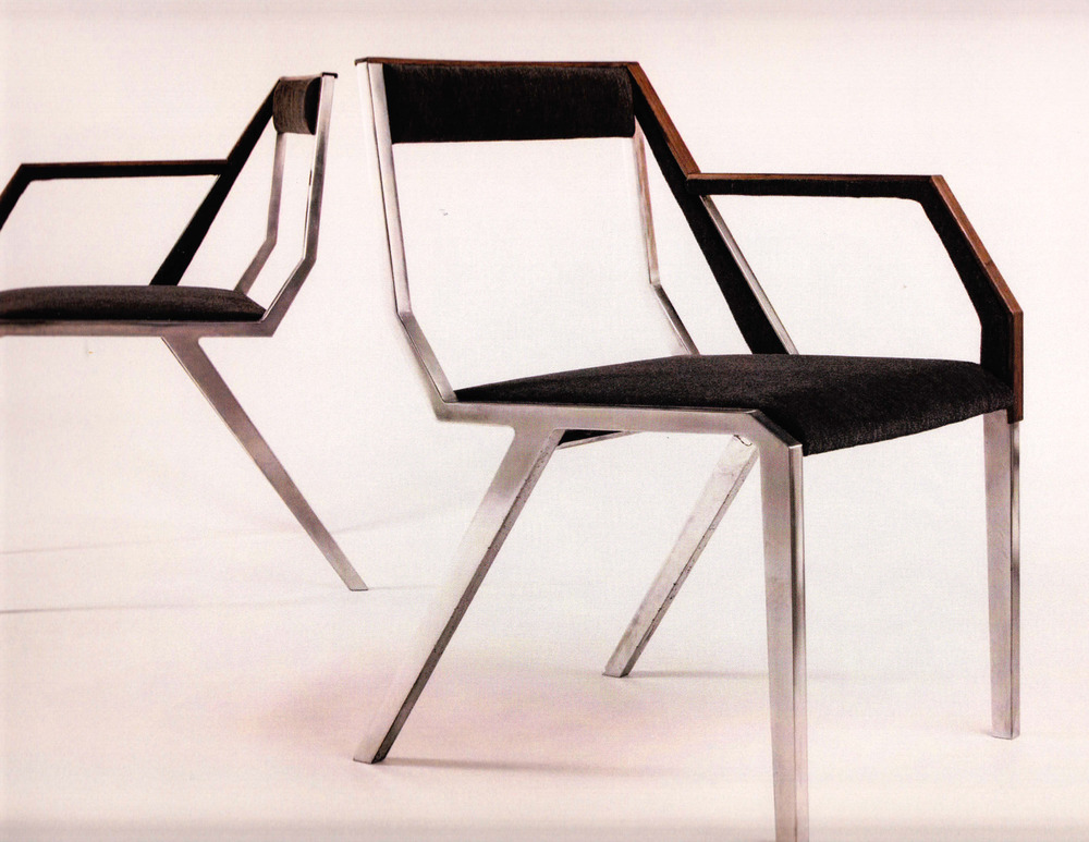 Gestalt Chair                                                 Casey Gloster Appalachian State University