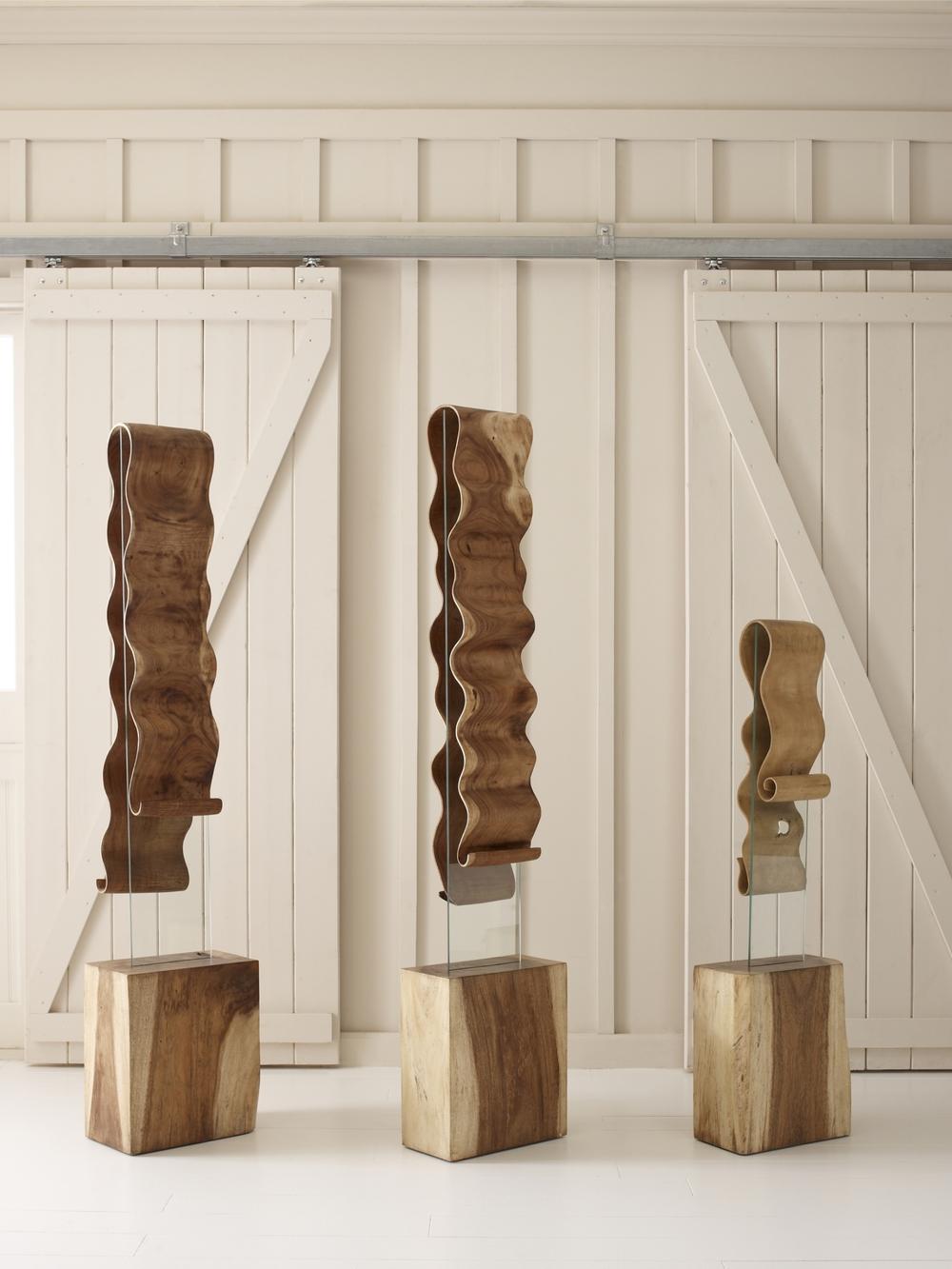 Asken Wood Shawl WINNER Mark Phillips, ASFD Phillips Collection