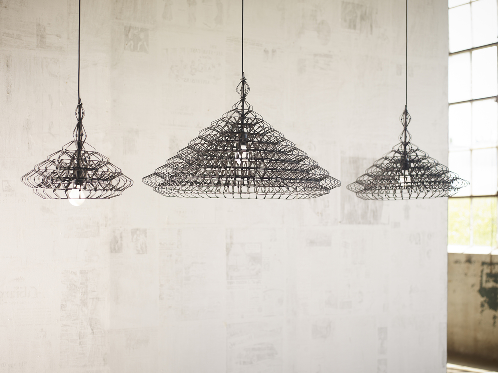 Pin Hanging Lamp