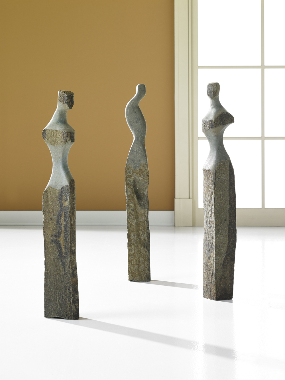 Sculptured Women