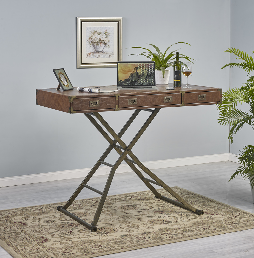 Decker Sit n' Stand Writing Desk