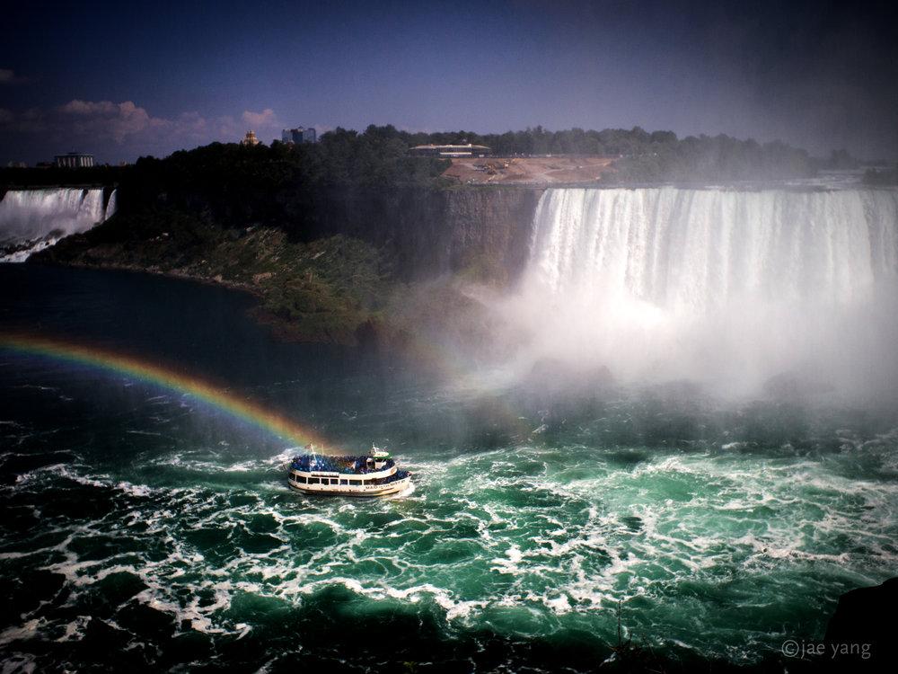 Niagara Falls, ON (2015)