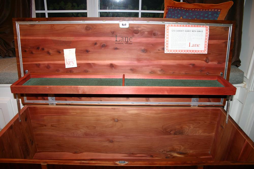 Lane Cedar Chest Serial Number