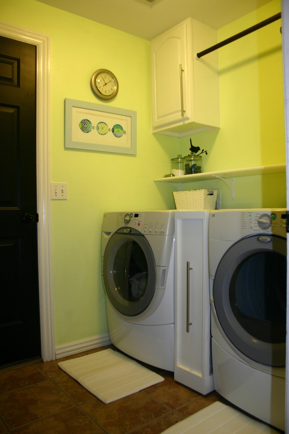 Laundry room reveal! UPDATED! — Beckwith\'s Treasures