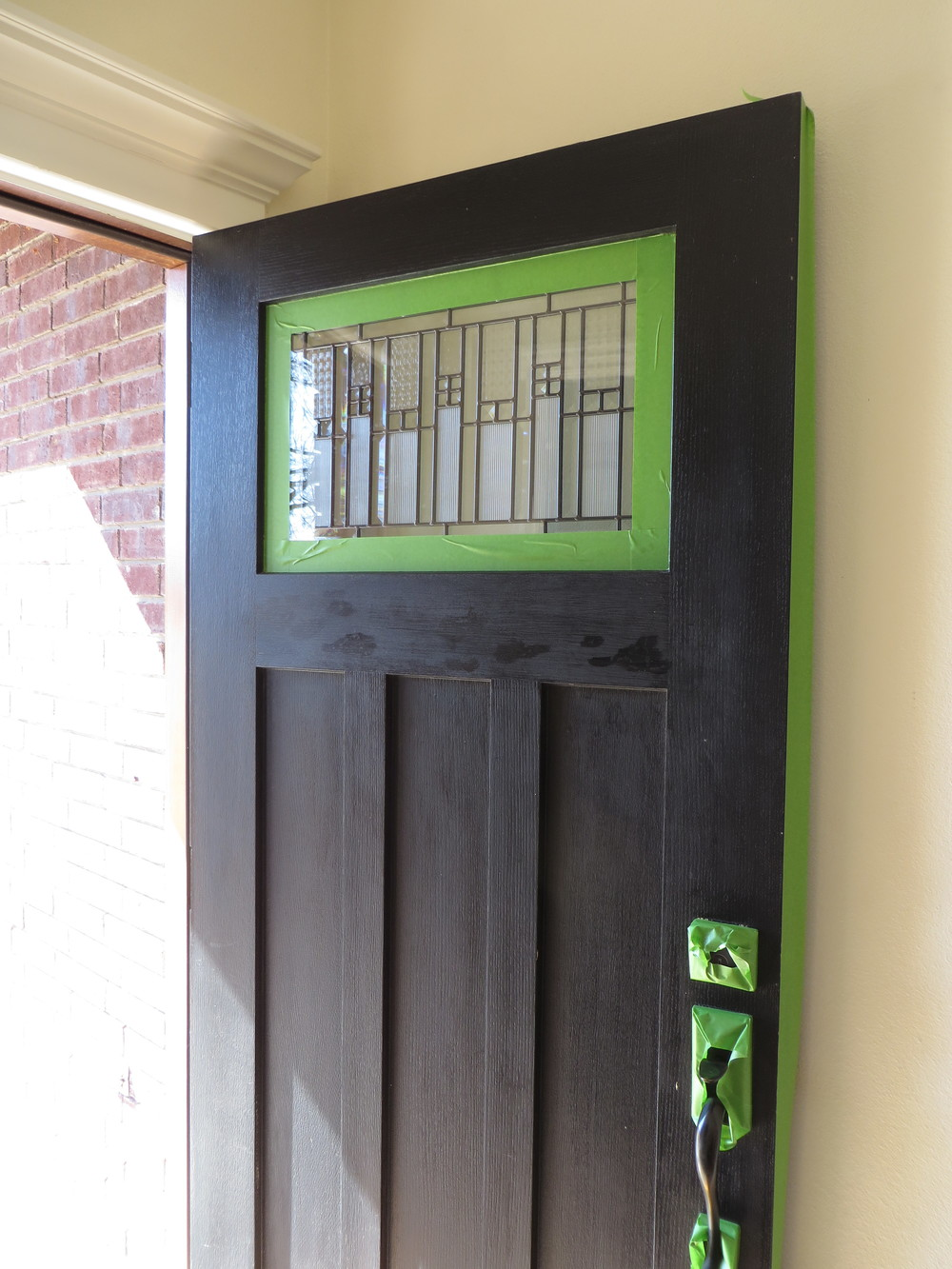Paint Your Front Door The Right Way Beckwith S Treasures