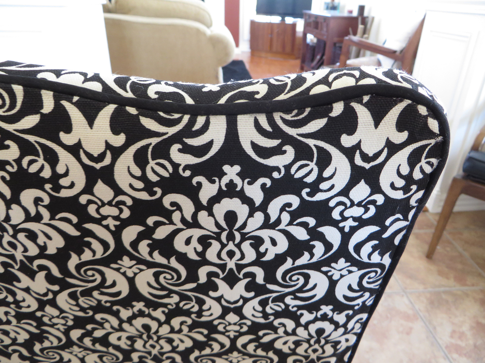 Nasty Little Chair Makeover Before And After Part Ii