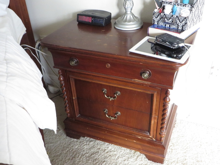 Bedroom furniture before and after... — Beckwith\'s Treasures