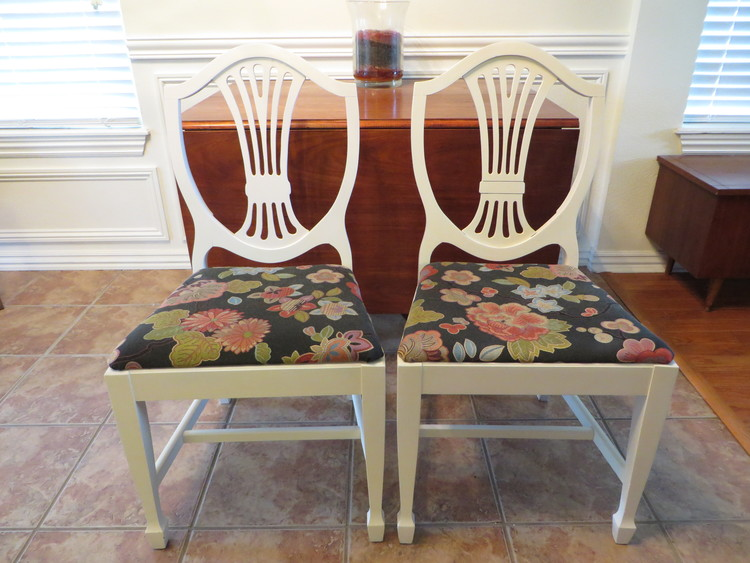 Written By Beck Campbell On June 9 2014 In Dining Home Decor Inspiration Living Room Mid Century Refinish Reupholstery Tagged Chairs