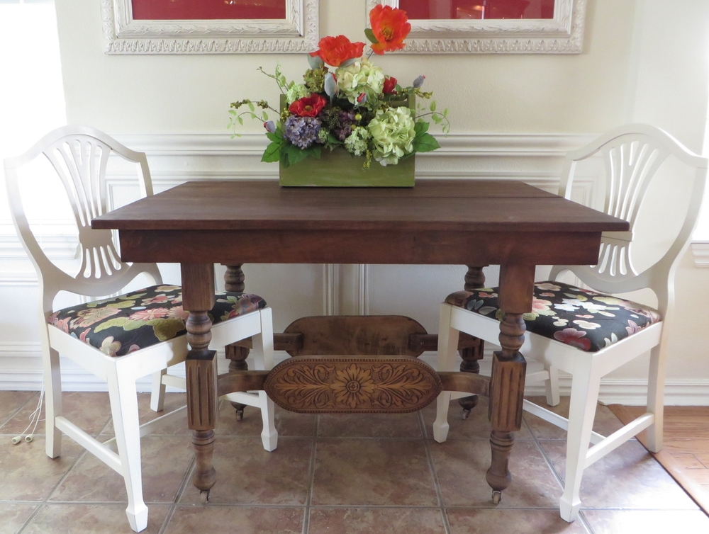 Paint Finishes For Kitchen Table