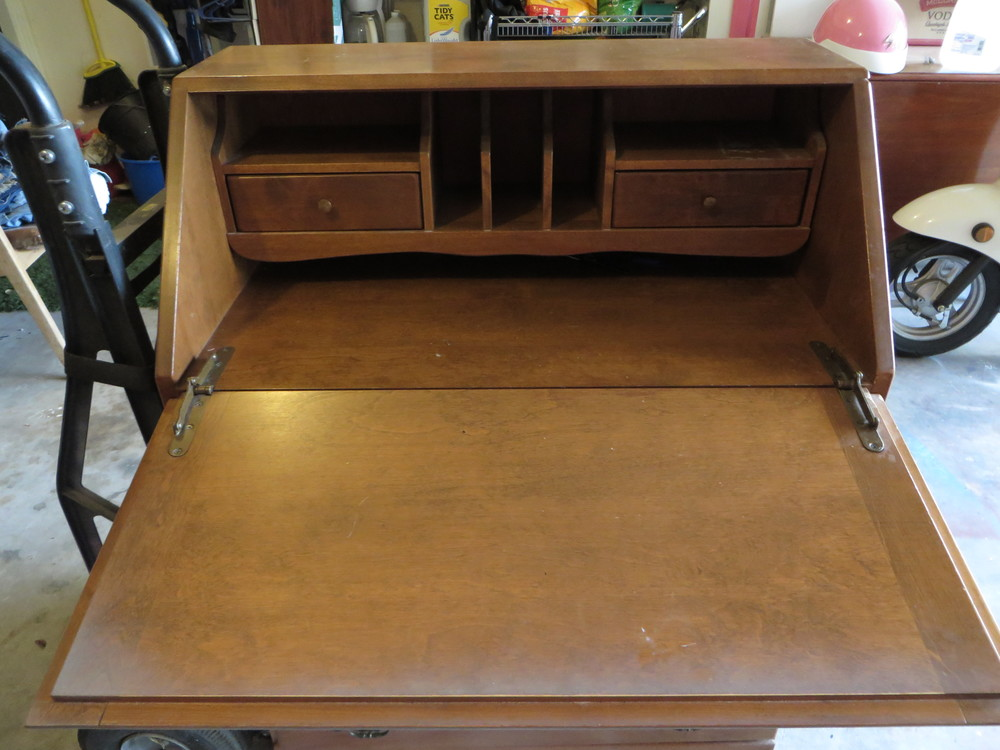 Diy Fold Out Desk