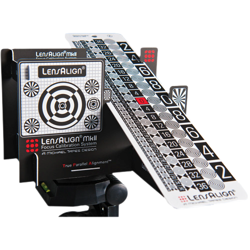 LensAlign MkII Focus Calibration System