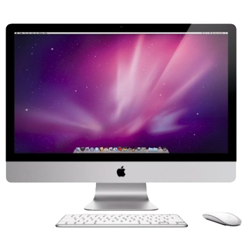 27in Apple iMac