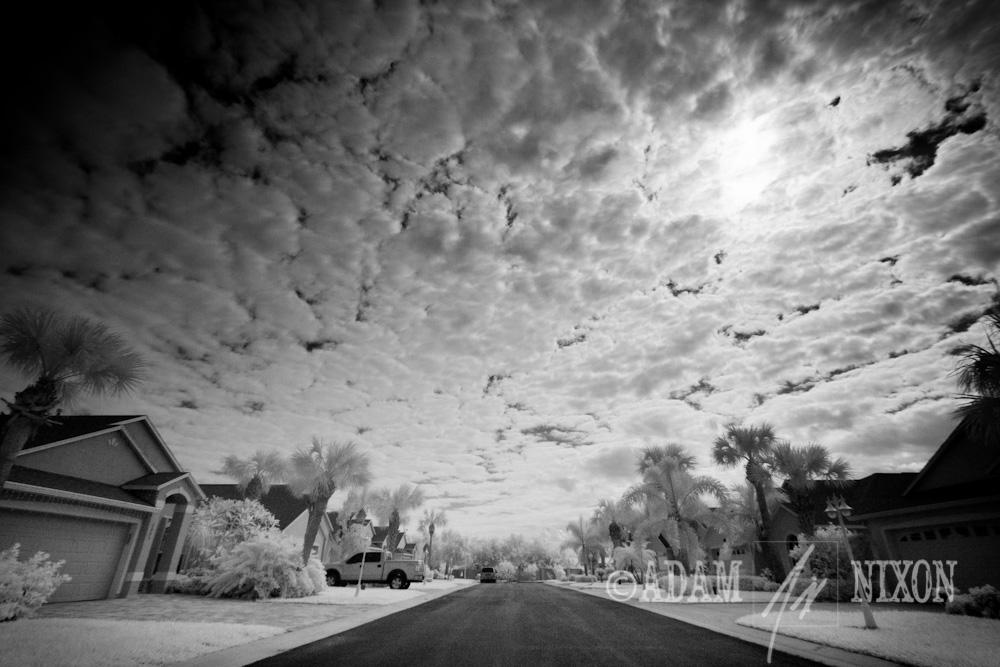 IR (Infrared) Clouds