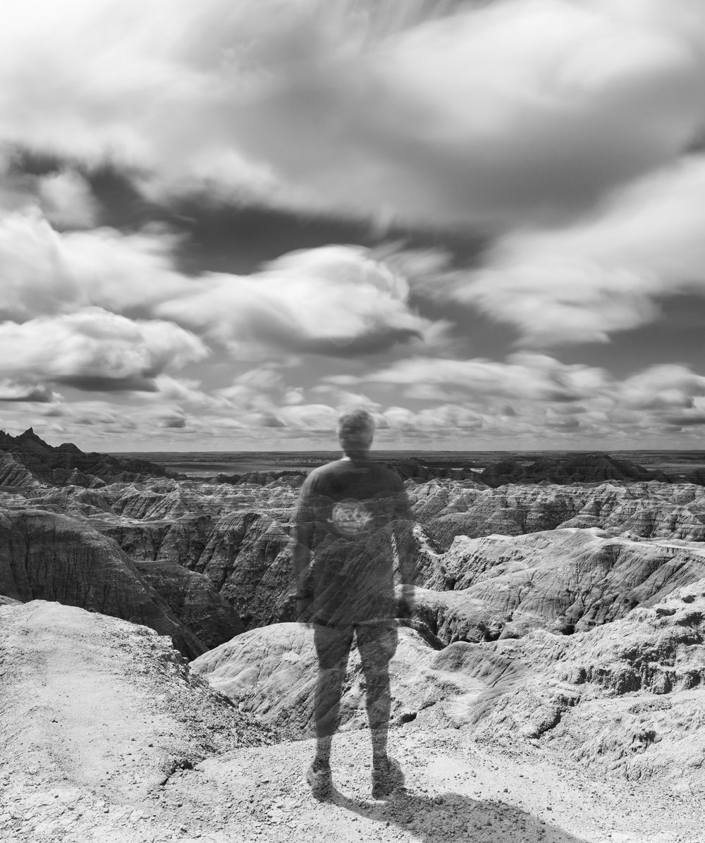"Stocksy ""T"", Badlands NP"