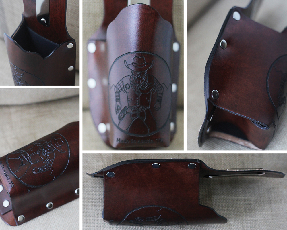Brown Party Holster