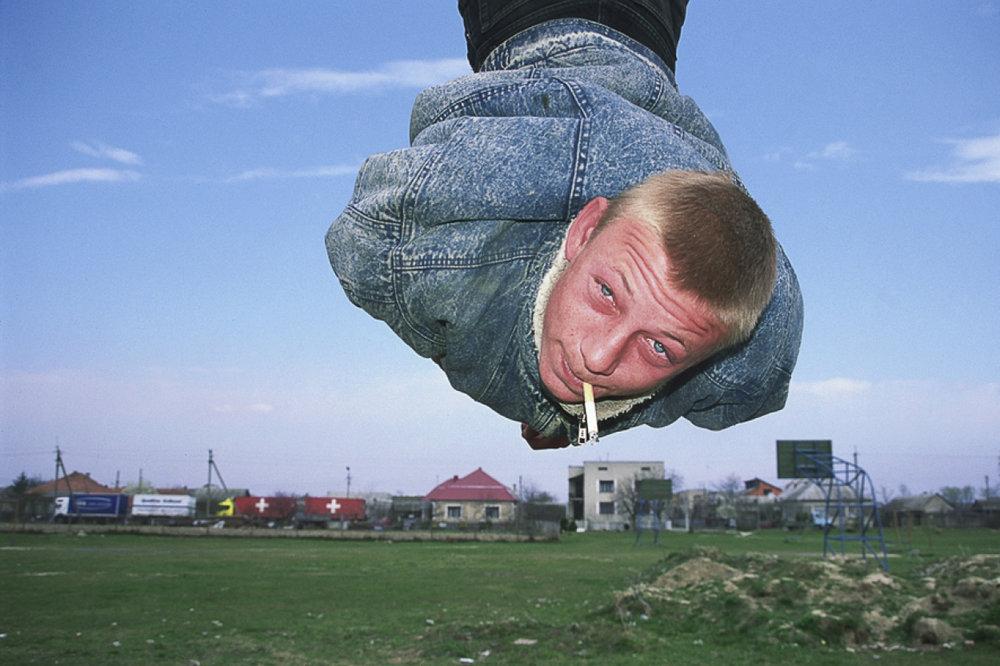 Hanging Guy