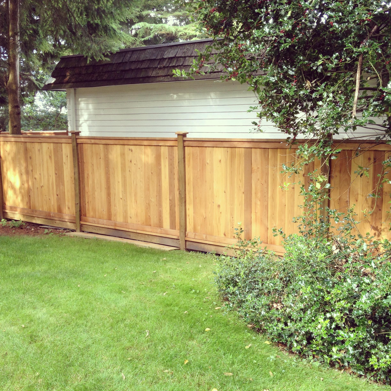 fences pacific cedar works