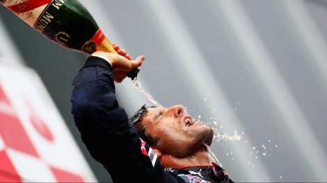 Drinking problems are rife in motorsport
