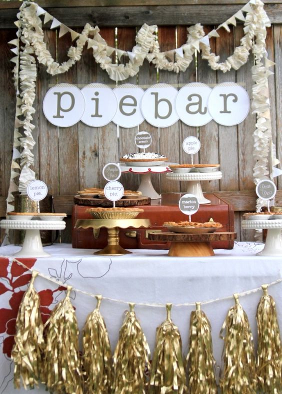 Pie Is A Must!