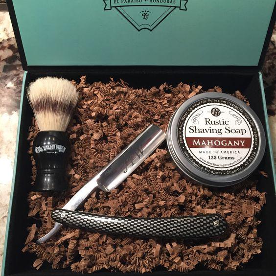Old School Shave Kit