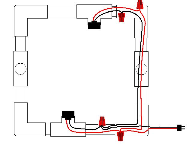 Top Frame Wiring Diagram
