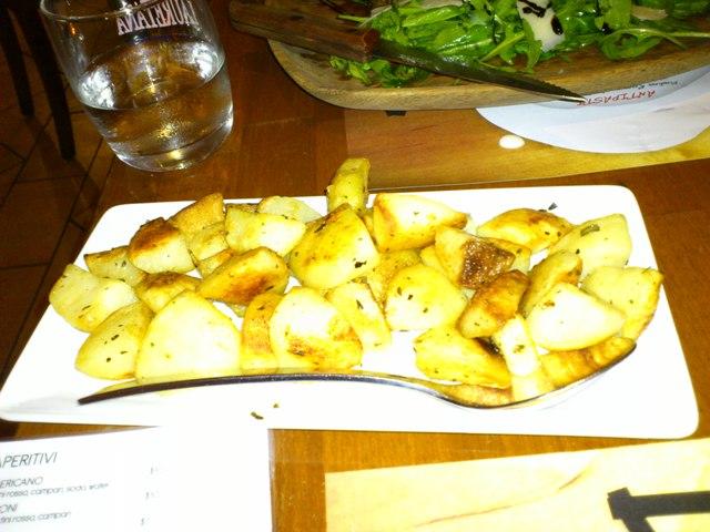 Osteria Riva potatoes.JPG