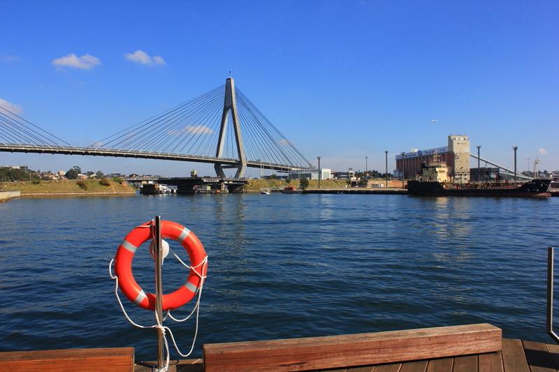 Urban Walks - Balmain to Circular Quay Sydney