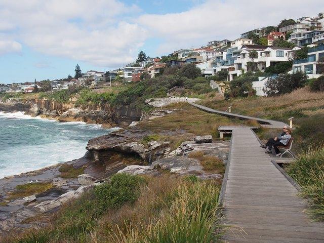 South Coogee Coastal Walk Sydney