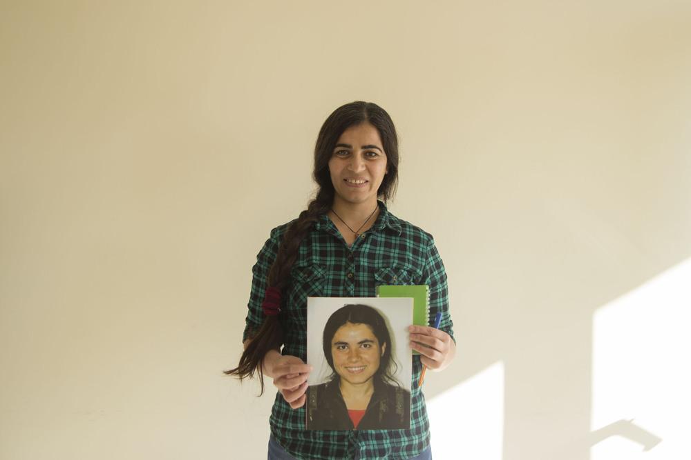 Kurdish Woman in Media