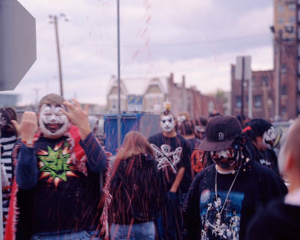 Juggalo's.  Windsor/Detroit, 2013.
