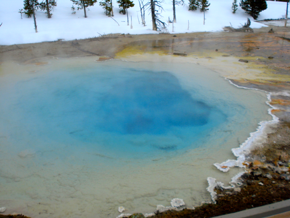 Intuition cannot be trusted in new environments.   Measuring the water temperature would identify this beautiful blue pool in Yellowstone Nat'l Park as a death trap, not a swimming hole.