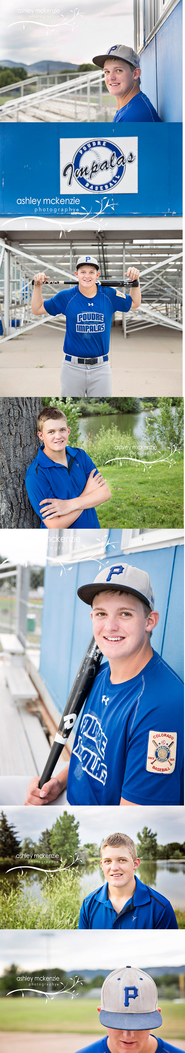 High School Senior Portrait Photography Session By Ashley McKenzie Photography in Fort Collins, CO