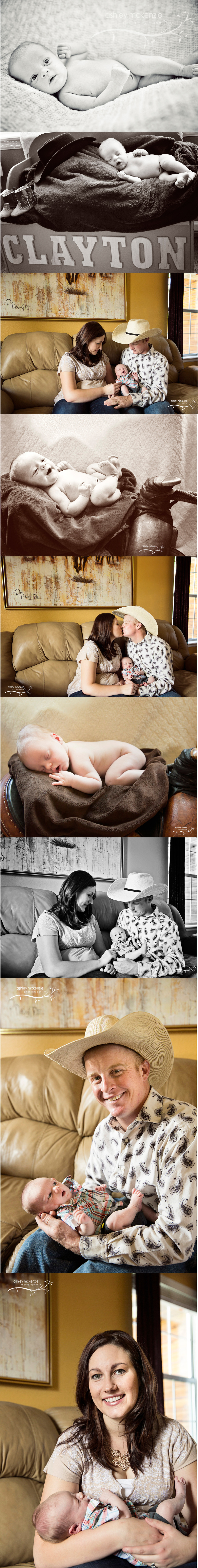 Newborn Photography by Ashley McKenzie Photography in Greeley, Colorado