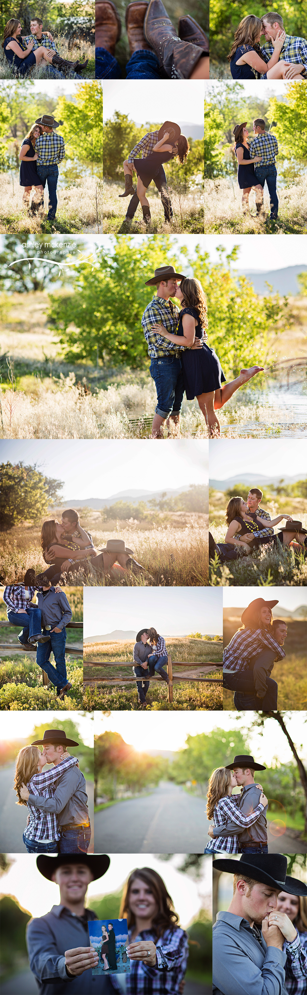 Engagement Photography by Ashley McKenzie Photography in Denver, CO