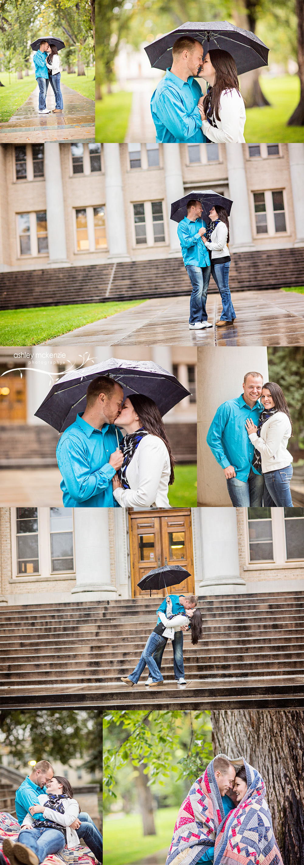 Engagement Photography By ashley McKenzie Photography in Fort Collins, CO