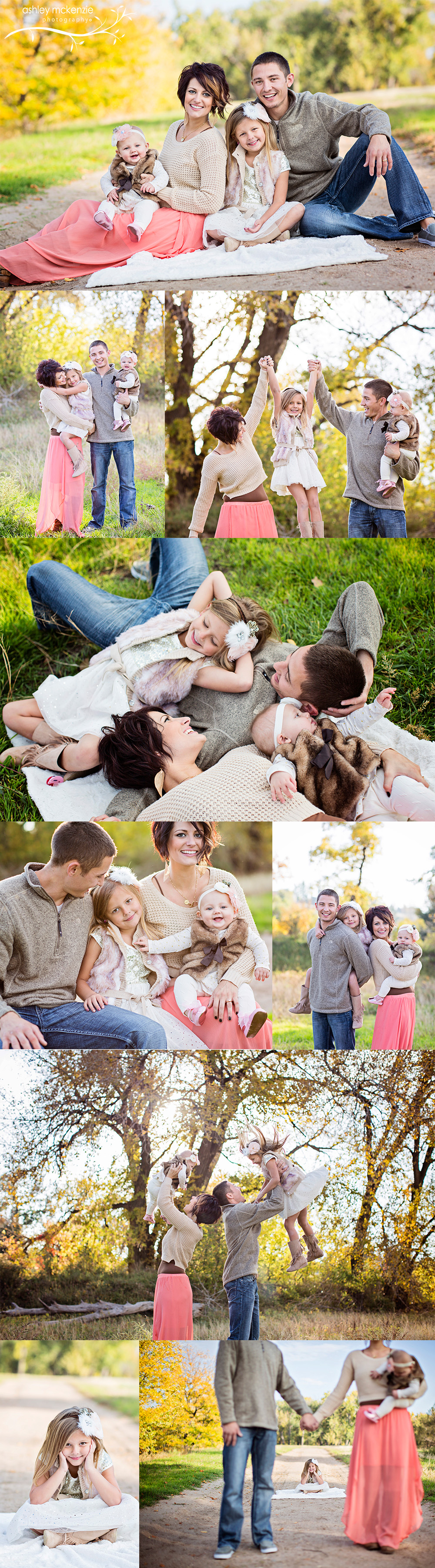 Family Photography by Ashley McKenzie Photography in Windsor, CO