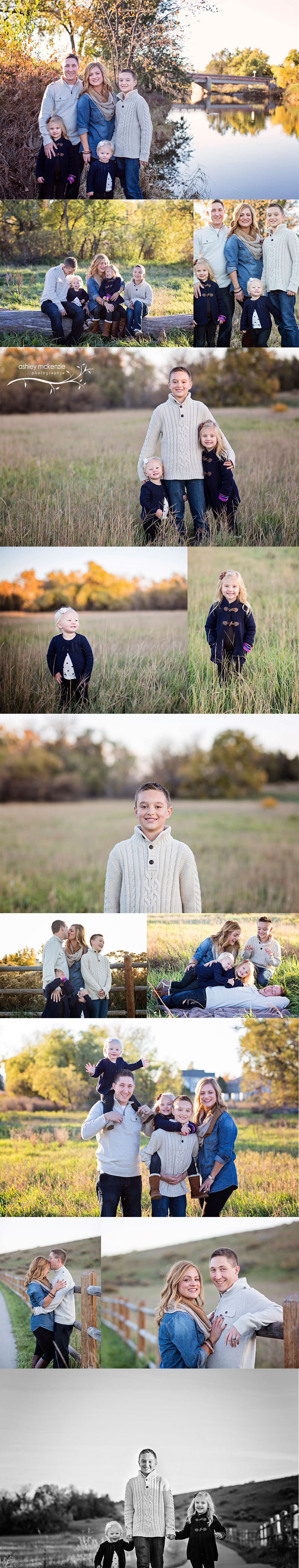 Lifestyle Family Photography by Ashley McKenzie Photography in Windsor, CO