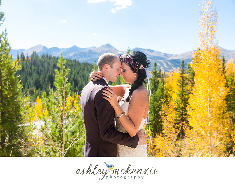 Mountain Wedding Photography by: Ashley McKenzie
