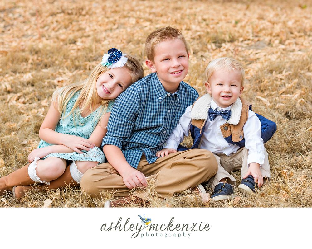 Family Portraits by: Ashley McKenzie