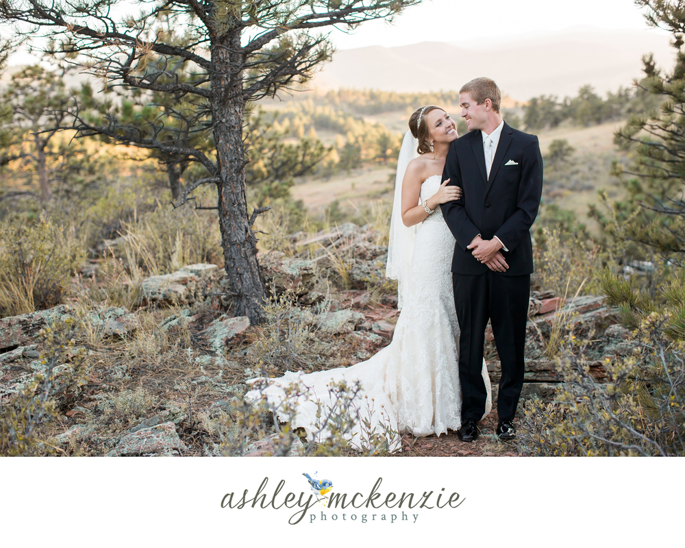 Lyons, Colorado Wedding Photography By: Ashley McKenzie