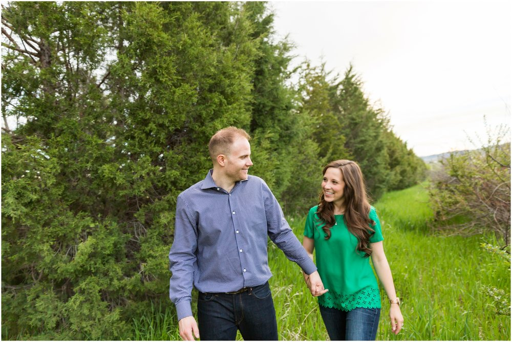 Denver Botanical Gardens engagement photography.jpg