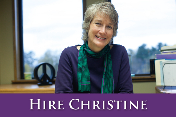- A trusted voice on money, hire Christine to speak at your next conference or event. Learn about financial wellness, how to create a budget, beat debt, & create abundance. Hire Christine →