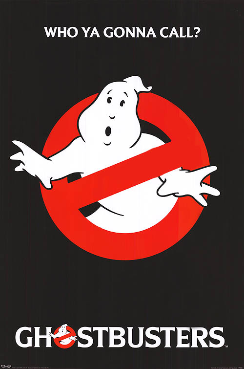 26. Ghostbusters