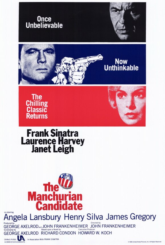 10. The Manchurian Candidate