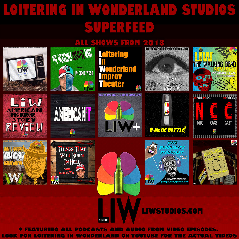Audio Porno Troll loitering in wonderland studios superfeed 2018 | podbay