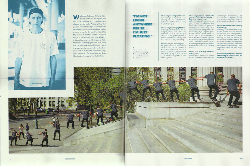 Transworld April 2013