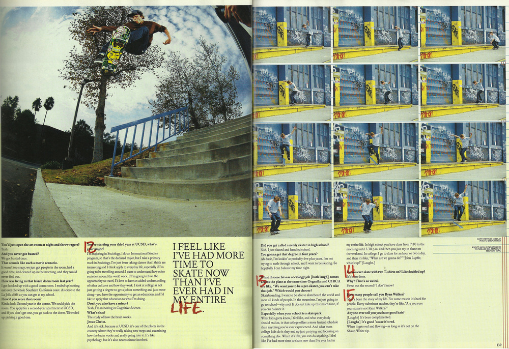 Transworld January 2009