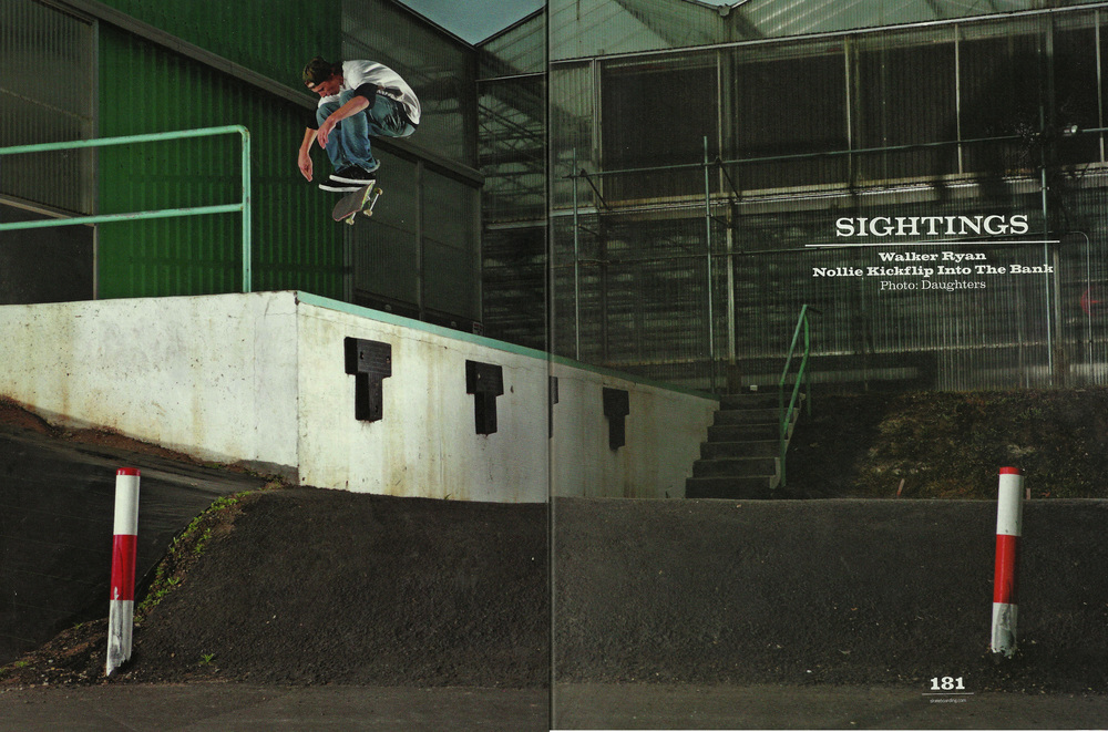 Transworld July 2007