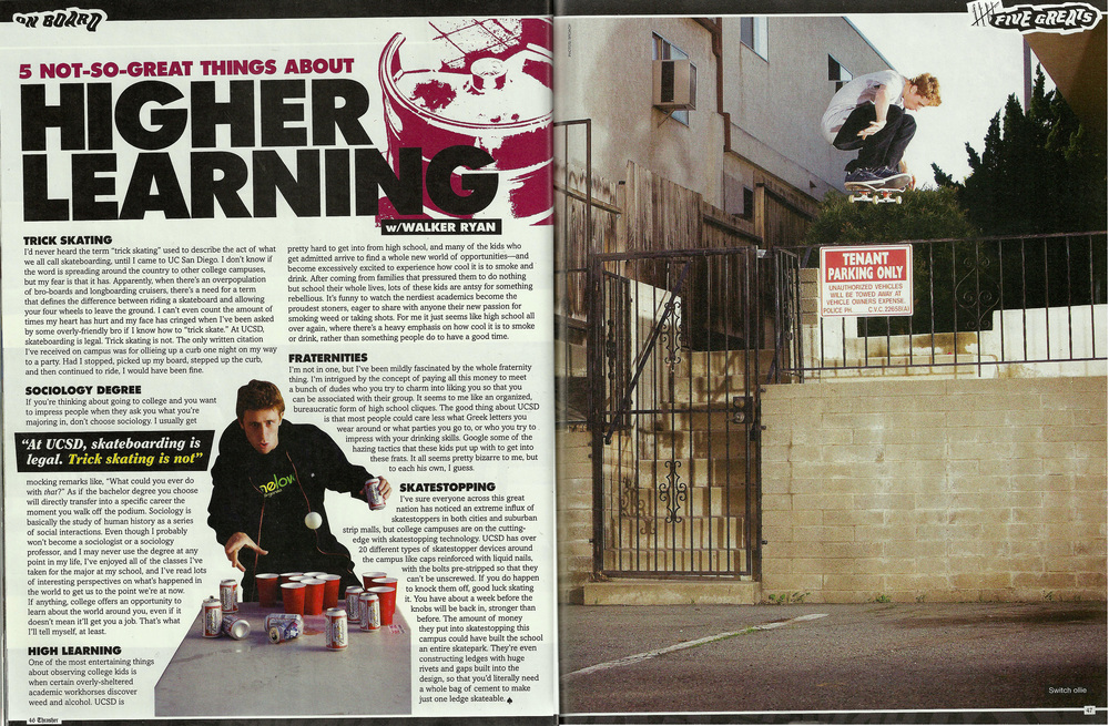 Thrasher June 2010