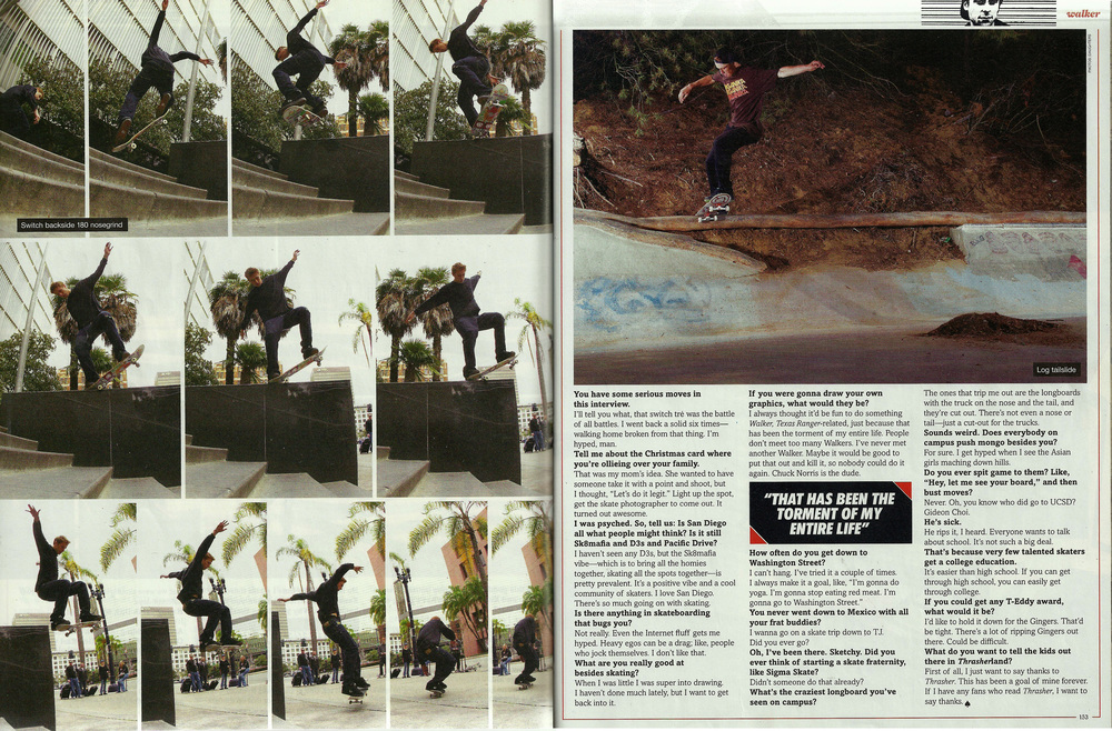 Thrasher July 2011